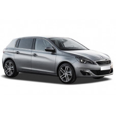 Sonnenschutz Blenden für Peugeot 308 5 Türen 2013-