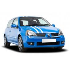 Sonnenschutz Blenden für Renault Clio II (Typ B) 3 Türen 1998-2012
