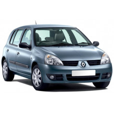 Sonnenschutz Blenden für Renault Clio II (Typ B) 5 Türen 1998-2012