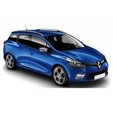 Sonnenschutz Blenden für Renault Clio IV Grandtour Kombi 2013-2019