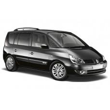 Sonnenschutz Blenden für Renault Espace 4 MPV 2003-2011