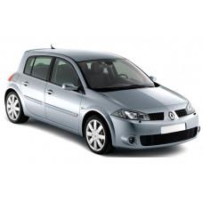 Sonnenschutz Blenden für Renault Megane 5 Türen 2002-2008
