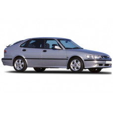 Sonnenschutz Blenden für Saab 9-3 5 Türen 1995-2001