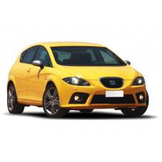 Sonnenschutz Blenden für Seat Leon (Typ 1P) 5 Türen 2005-2009