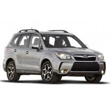 Sonnenschutz Blenden für Subaru Forester SJ 2014-2018