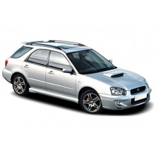 Sonnenschutz Blenden für Subaru Impreza Kombi 1999-2007 NUR KOFFERRAUM*