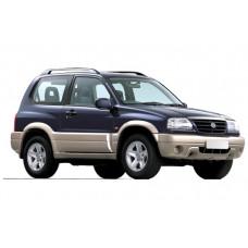 Sonnenschutz Blenden für Suzuki Grand Vitara 3 Türen 1999-2005
