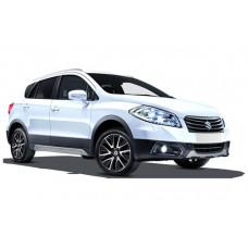 Sonnenschutz Blenden für Suzuki SX4 S-Cross 5 Türen 2013-