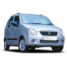 Sonnenschutz Blenden für Suzuki Wagon R - 5 Türen 2000-2007
