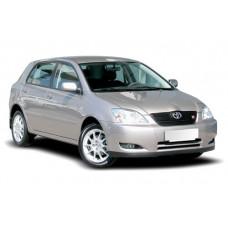 Sonnenschutz Blenden für Toyota Corolla 5 Türen 2001-2007
