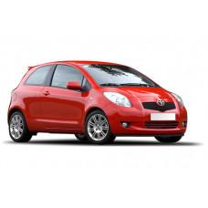 Sonnenschutz Blenden für Toyota Yaris 3 Türen 2005-2011