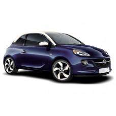 Sonnenschutz Blenden für Opel Adam 3 Türen 2013-2019