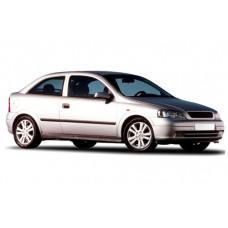 Sonnenschutz Blenden für Opel Astra G - 3 Türen 1998-2004