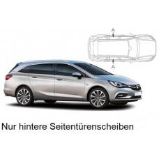 Sonnenschutz Blenden für Opel Astra K Sports Tourer 2016- nur hintere Seitentürenscheiben