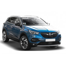 Sonnenschutz Blenden für Opel Grandland X 2017-