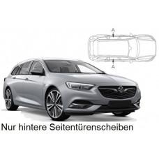Sonnenschutz Blenden für Opel Insignia B Kombi 2017- nur hintere Seitentürenscheiben