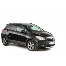 Sonnenschutz Blenden für Opel Mokka 5 Türen 2012-2020