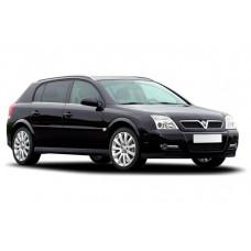 Sonnenschutz Blenden für Opel Signum 5 Türen 2003-2008