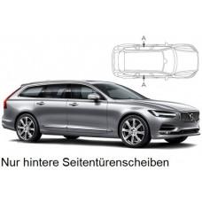 Sonnenschutz Blenden für Volvo V90 Kombi 2017- nur hintere Seitentürenscheiben