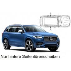 Sonnenschutz Blenden für Volvo XC90 2015- nur hintere Seitentürenscheiben