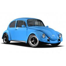 Sonnenschutz Blenden für Volkswagen Käfer Oldtimer 2 Türen 1945-2003