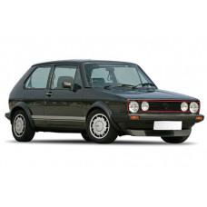 Sonnenschutz Blenden für Volkswagen Golf 2 - 3 Türen 1983-1992