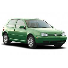 Sonnenschutz Blenden für Volkswagen Golf 4 - 3 Türen 1997-2004