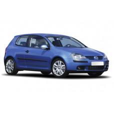Sonnenschutz Blenden für Volkswagen Golf 5 - 3 Türen 2003-2008