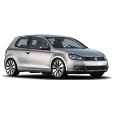 Sonnenschutz Blenden für Volkswagen Golf 6 - 3 Türen 2009-2012