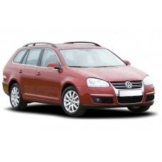 Sonnenschutz Blenden für Volkswagen Golf MK5 Variant Kombi 2007-2010