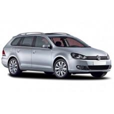 Sonnenschutz Blenden für Volkswagen Golf MK6 Variant Kombi 2009-2013