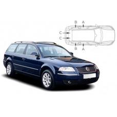 Sonnenschutz Blenden für Volkswagen Passat Kombi B5 1996-2005