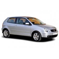 Sonnenschutz Blenden für Volkswagen Polo 3 Türen 2002-2009