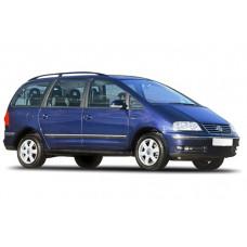 Sonnenschutz Blenden für Volkswagen Sharan (Typ 7M9 nur Facelift) 2000-2010