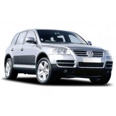 Sonnenschutz Blenden für Volkswagen Touareg (Typ 7L) 2002-2010