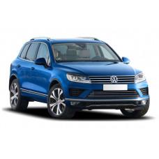Sonnenschutz Blenden für Volkswagen Touareg Typ 7P 2010-2018