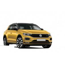 Sonnenschutz Blenden für Volkswagen T-Roc (Typ A1) 2017-
