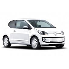 Sonnenschutz Blenden für Volkswagen up! (Typ VW120) 3 Türen 2011-